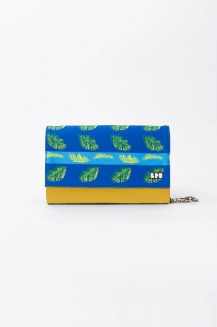 borsetta per ragazze gialla